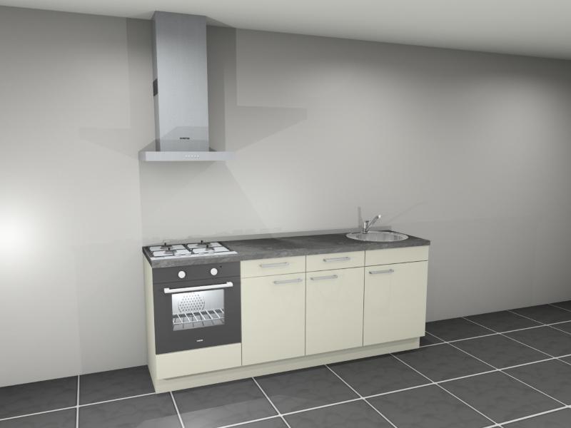 Een keukenblok of keuken kopen online doe je bij Keukenblokken.nl